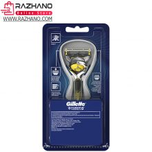 خودتراش ژیلت فیوژن پروشیلد ( gillette fusion proshield )